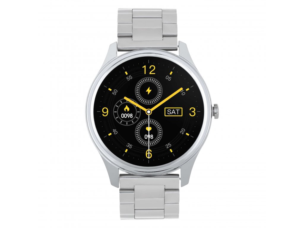 Silentwatch 3 stribrny 01 produkt