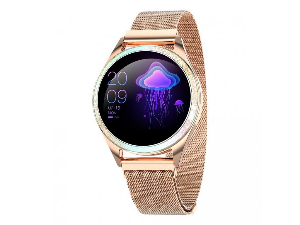 ARMODD Candywatch Crystal zlatá  II. jakost - lehce poškrábané EN