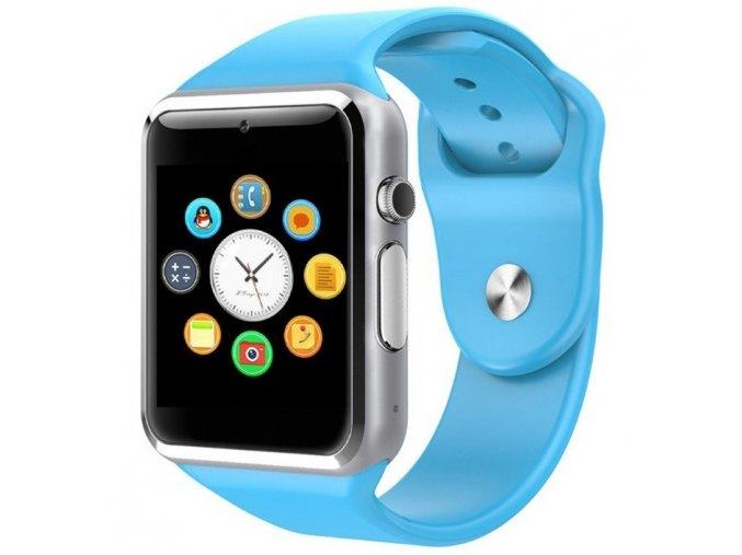 Smartomat Squarz 1 modrá
