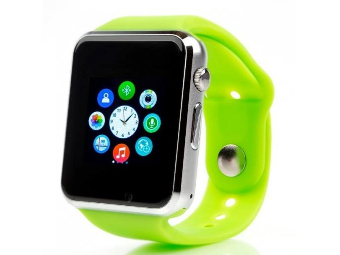 Smartomat Squarz 1 zelená