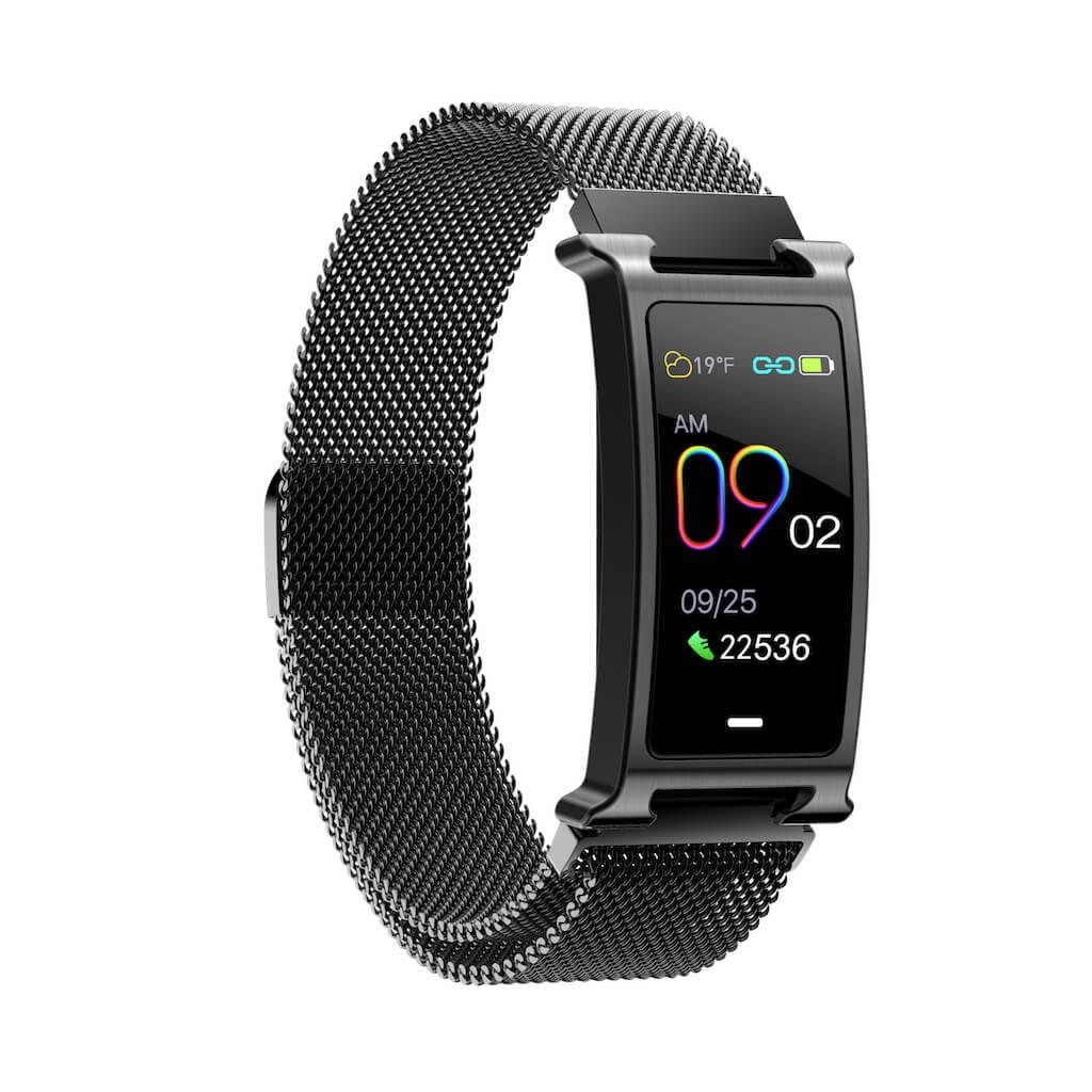 Smartomat Silentband 2 černá