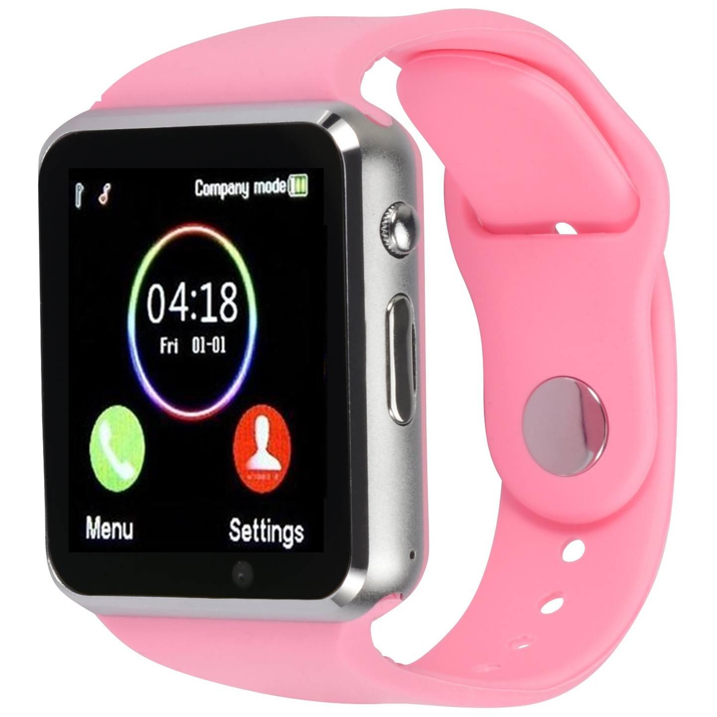 Smartomat Squarz 1 růžová