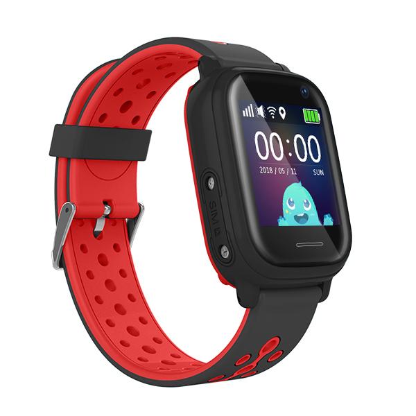 Smartomat Kidwatch 3 Barva: růžová | PRO DĚTI, GPS lokátor, fotoaparát