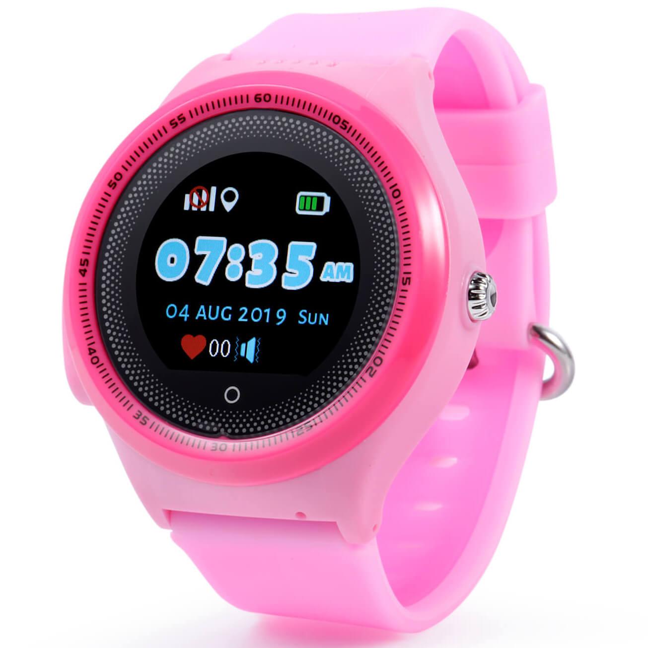 Smartomat Kidwatch 3 Circle Barva: růžová