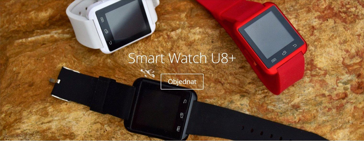 Smart Watch U8+