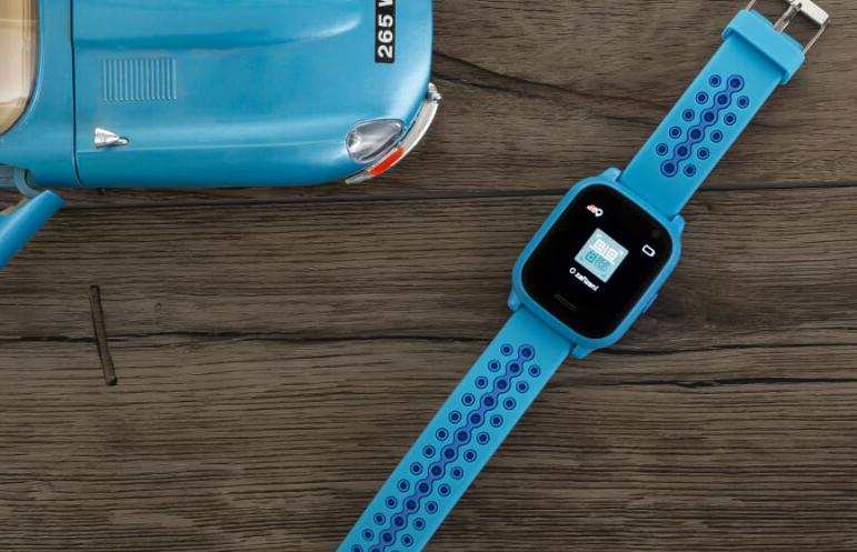 Inteligentné hodinky pre deti s GPS