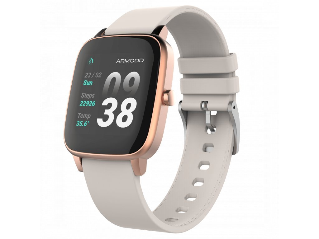 ARMODD Slowatch rose gold/ružová