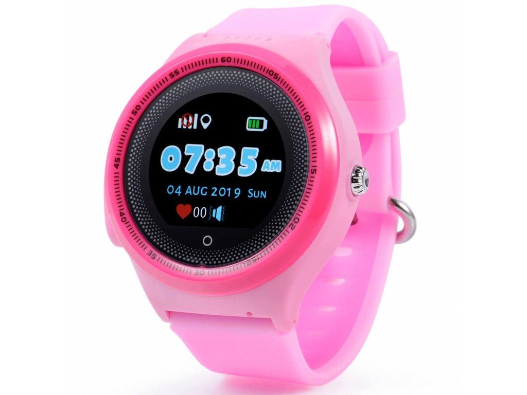 Smartomat Kidwatch 3 Circle ružová