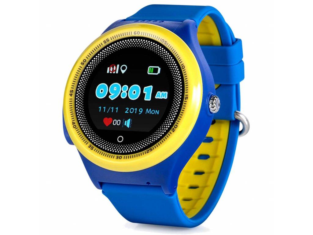 Smartomat Kidwatch 3 Circle modrá