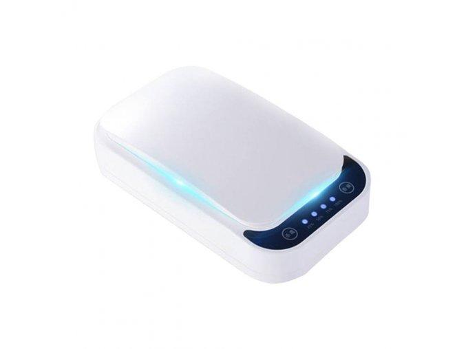 UV sterilizátor Smartomat UVS-001  UV sterilizačný box na mobilný telefón, rúška a drobné predmety