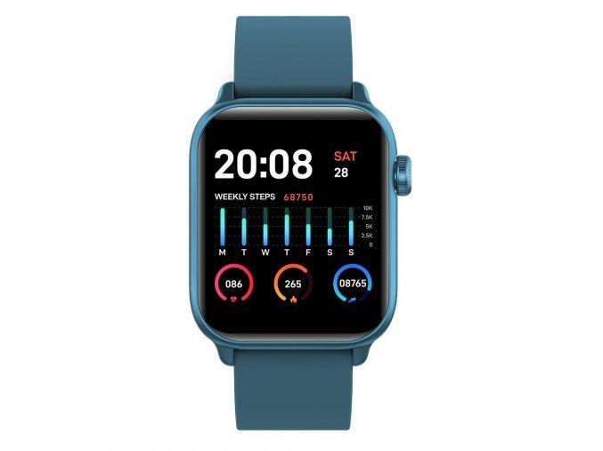 Smartomat Squarz 8 Pro modrá