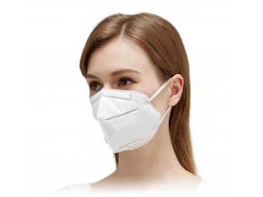 Respiračné rúško KN95 (FFP2), certifikované