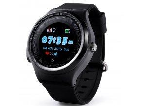 Smartomat Kidwatch 3 Circle čierna