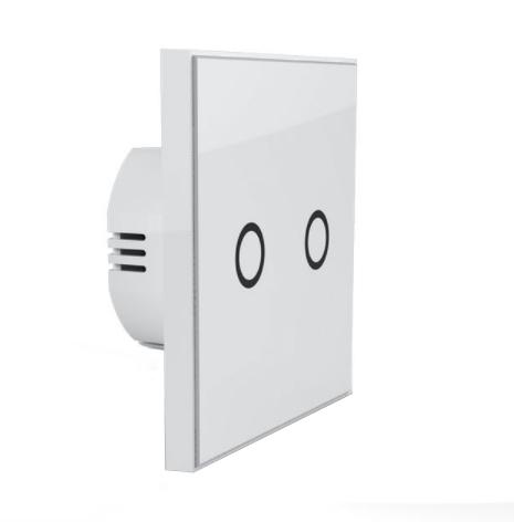 vypínače, ovladače  a moduly