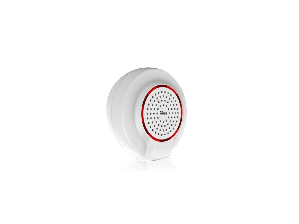 NEO COOLCAM NAS AB01Z Z wave Wireless Siren Alarm Sensor