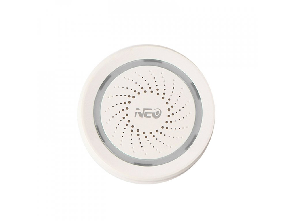 wifi siréna alarm TUYA
