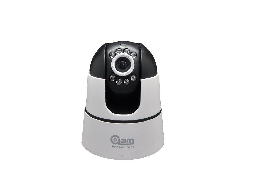 HD 720P otočná Wifi IP kamera se senzory