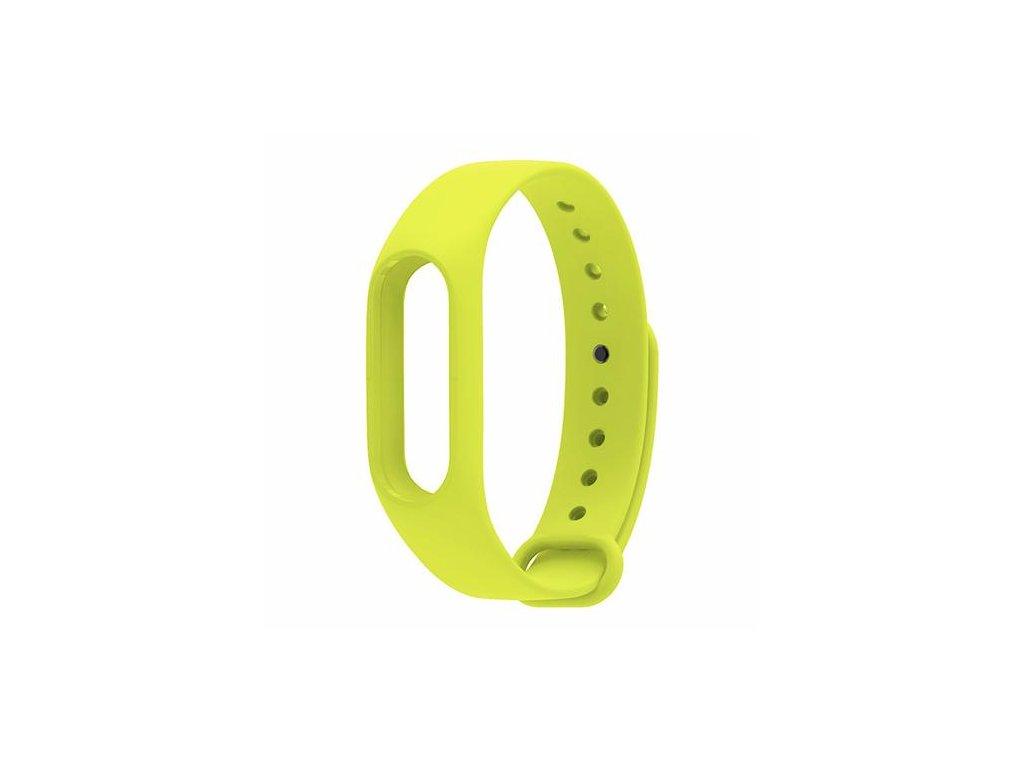 Xiaomi MiBand 2 náhradní náramek Green