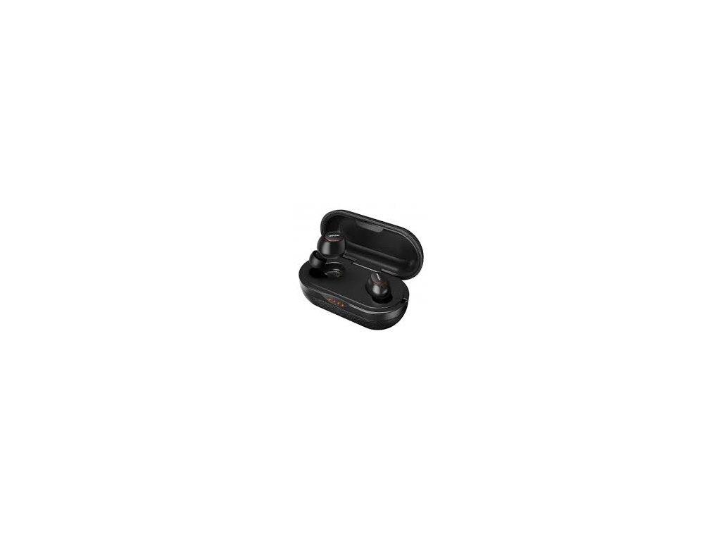 Bezdrátová sluchátka MPOW M5 s dobíjecím boxem - Black