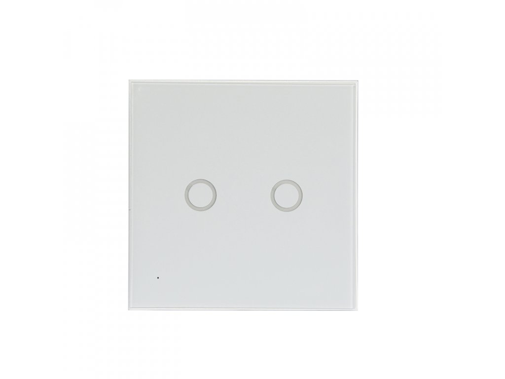wifi chytrý vypínač světel TUYA