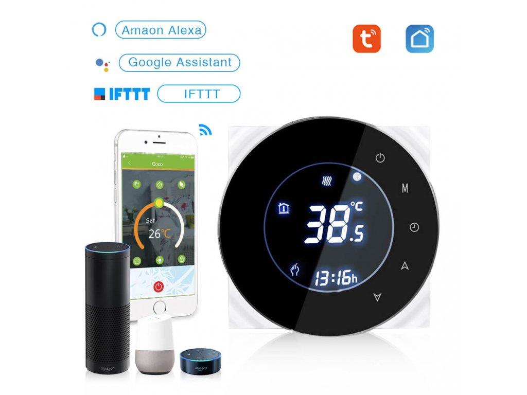 tuya termostat smartroom.cz