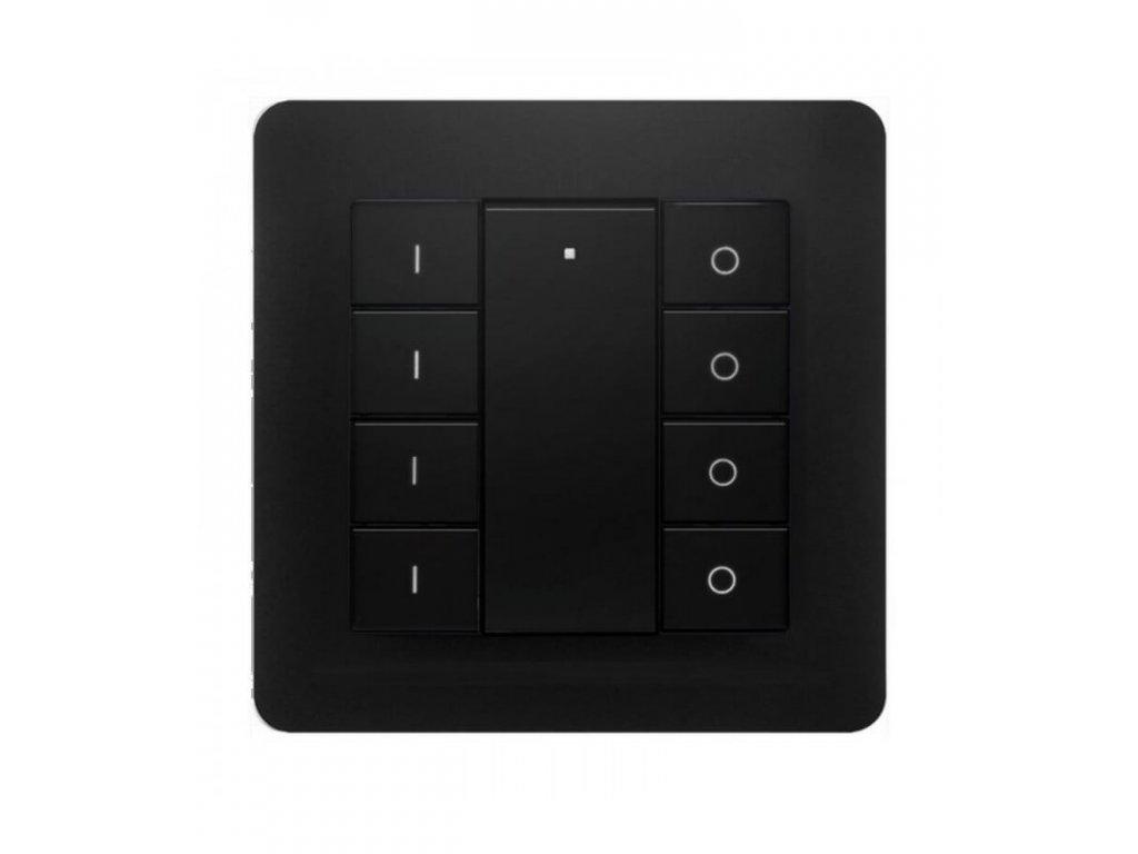 HEATIT Z-Push Button 8 - Černý
