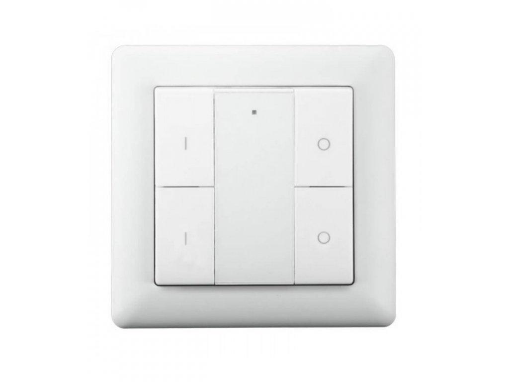 HEATIT Z-Push Button 4 - Bílý
