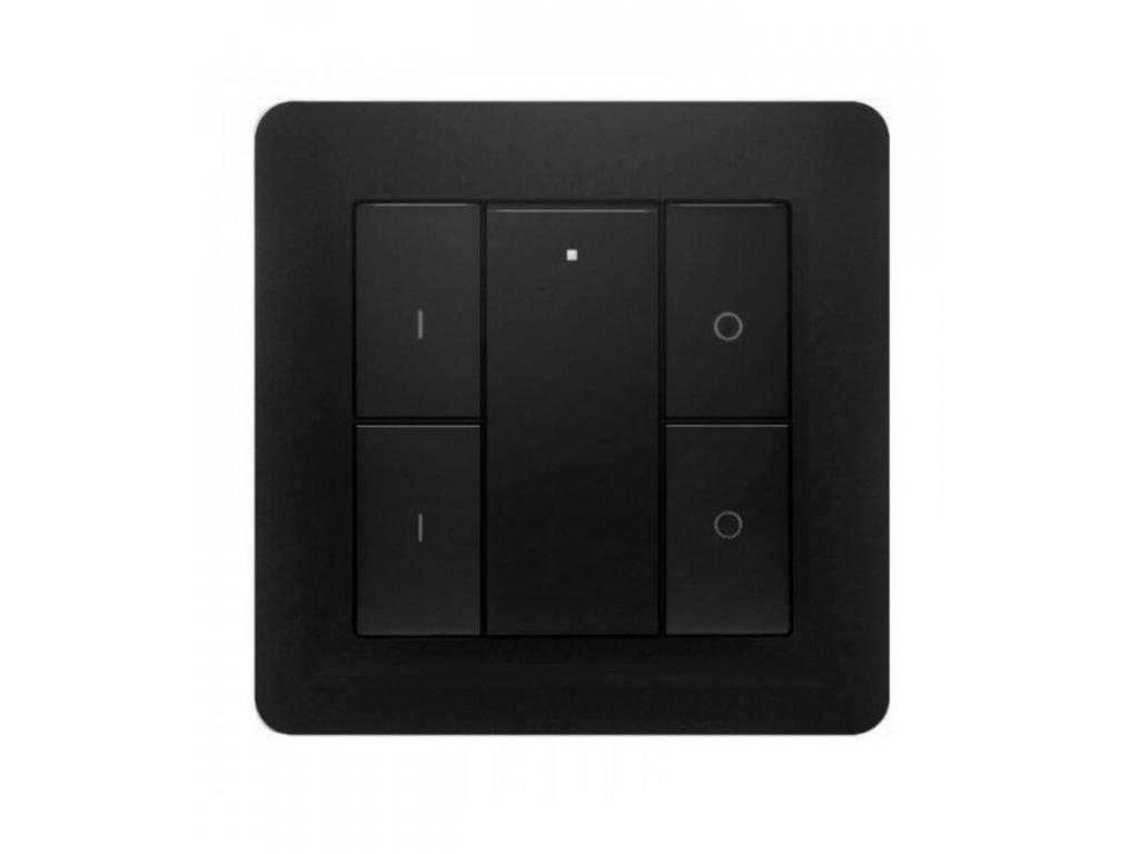 HEATIT Z-Push Button 4 - Černý