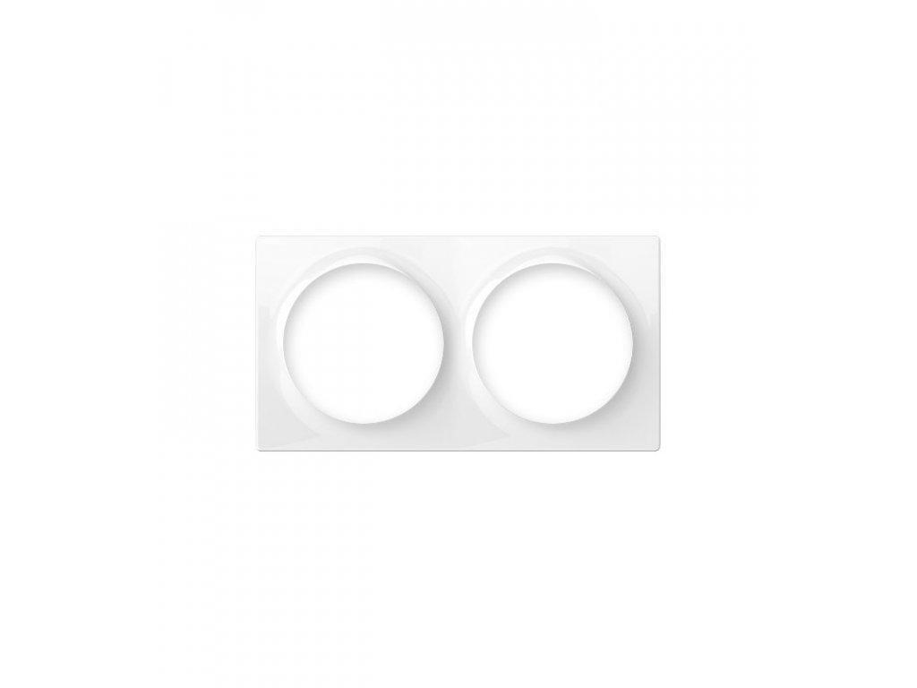 FIBARO Walli Dvojrámeček - FIBARO Walli Double Cover Plate (FG-Wx-PP-0003)