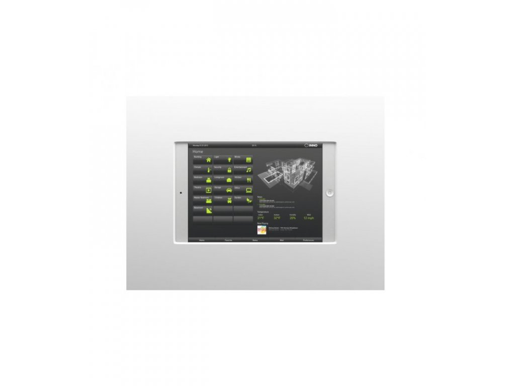 INNO PICCO Bílý pro iPad Air/Air2 a iPad 5. generaci