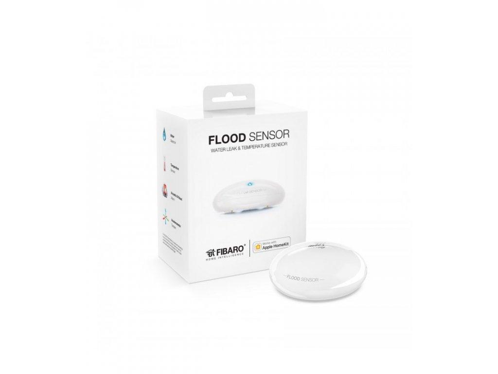 HomeKit záplavový senzor - FIBARO Flood Sensor HomeKit (FGBHFS-101)
