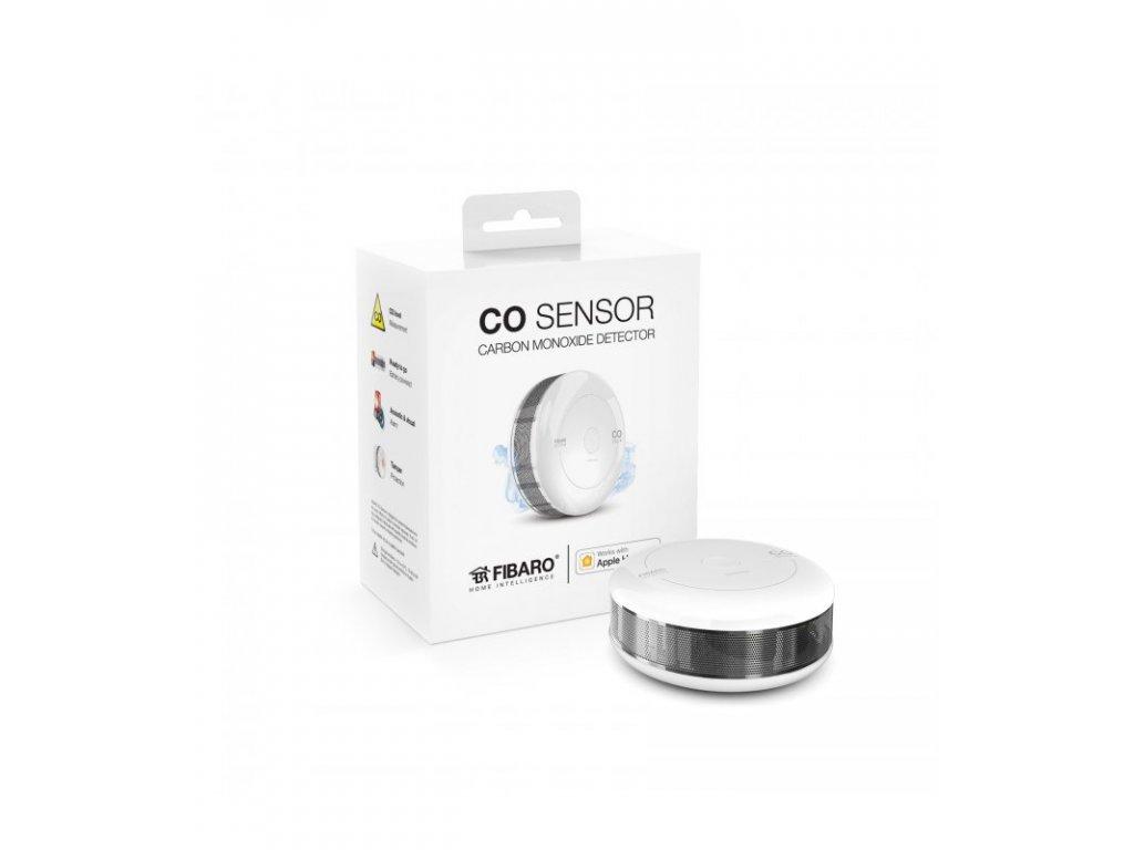 HomeKit senzor oxidu uhelnatého - FIBARO CO senzor HomeKit (FGBHCD-001)