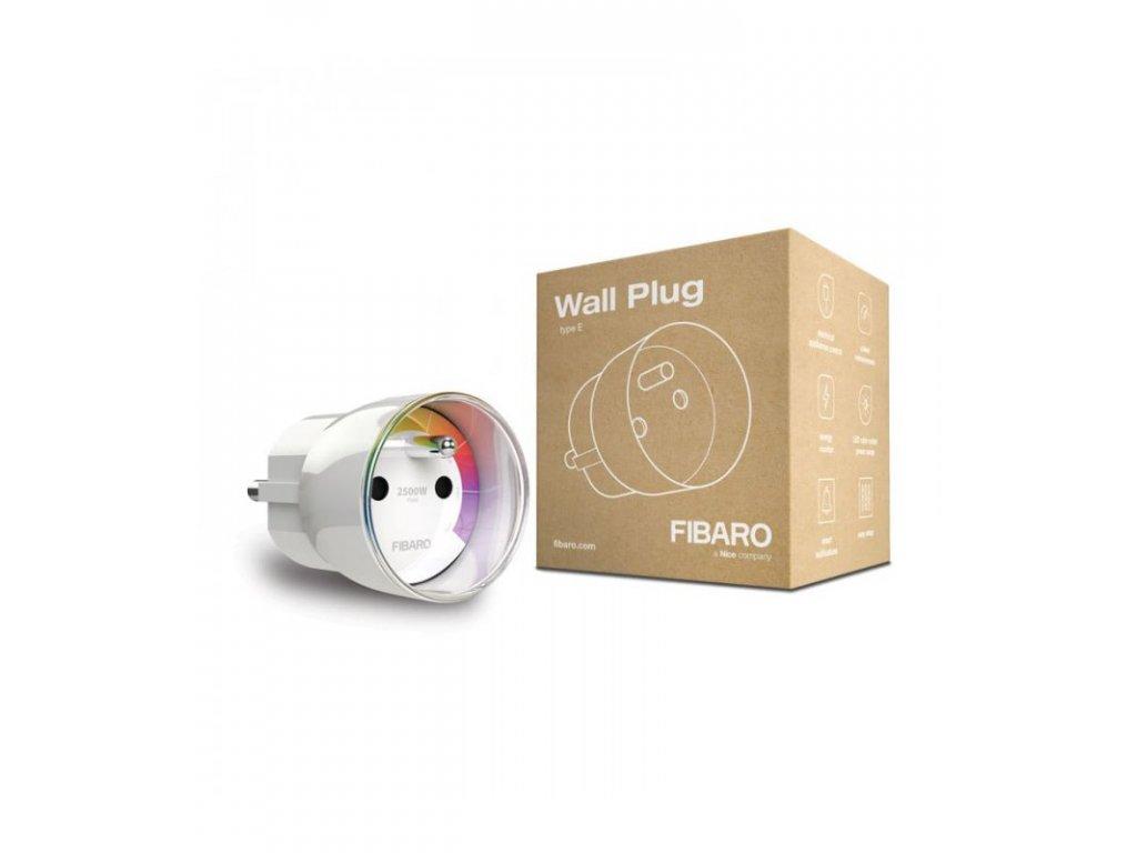 Inteligentní zásuvka - FIBARO Wall Plug type E (FGWPE-102 ZW5)