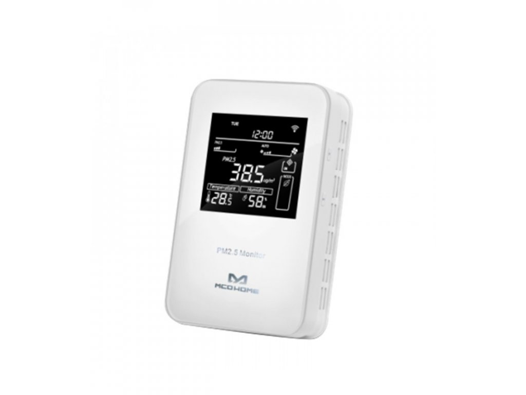 MCO Home PM2.5 Senzor kvality ovzduší