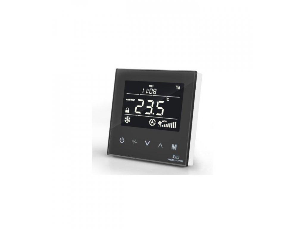 MCO Home Fan Coil Termostat - 4 okruhy černý