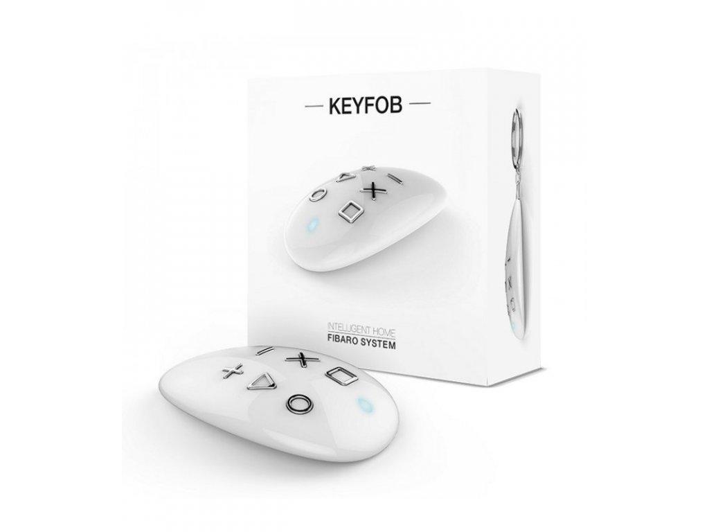 Přenosný ovladač - FIBARO KeyFob (FGKF-601 ZW5)