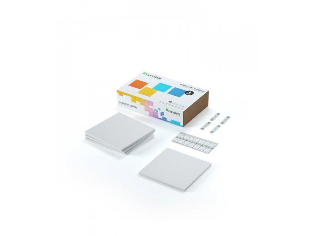 Nanoleaf Canvas Expansion Pack (4 Add-on Light Squares)
