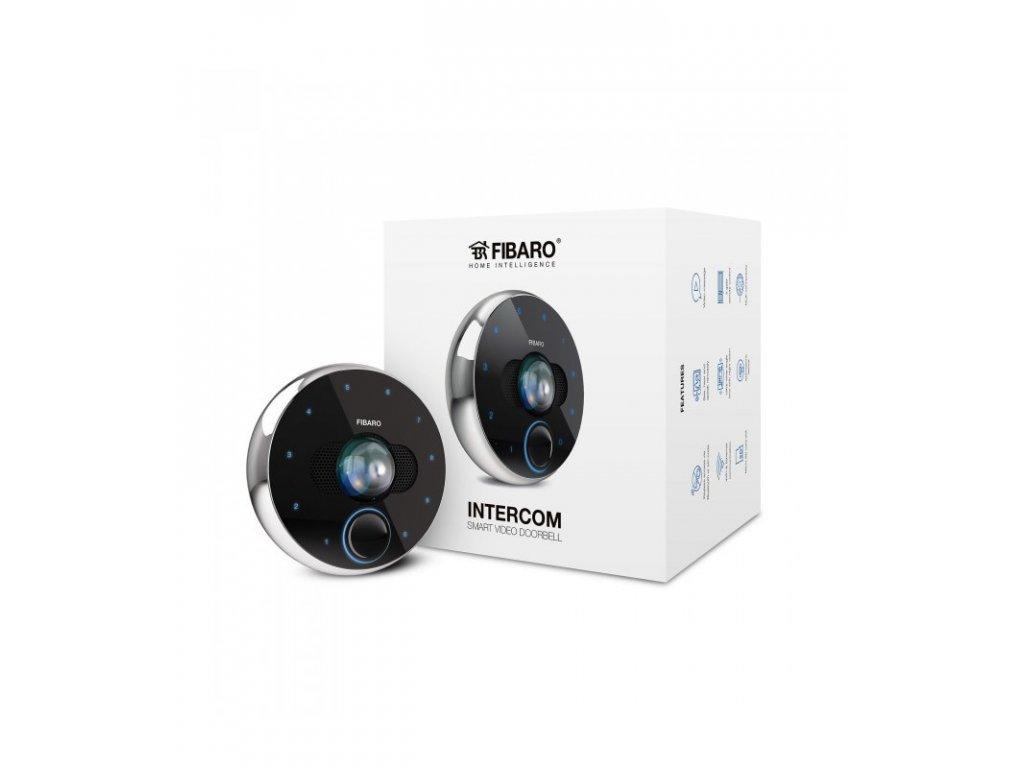 IP videozvonek - FIBARO Intercom (FGIC-002)