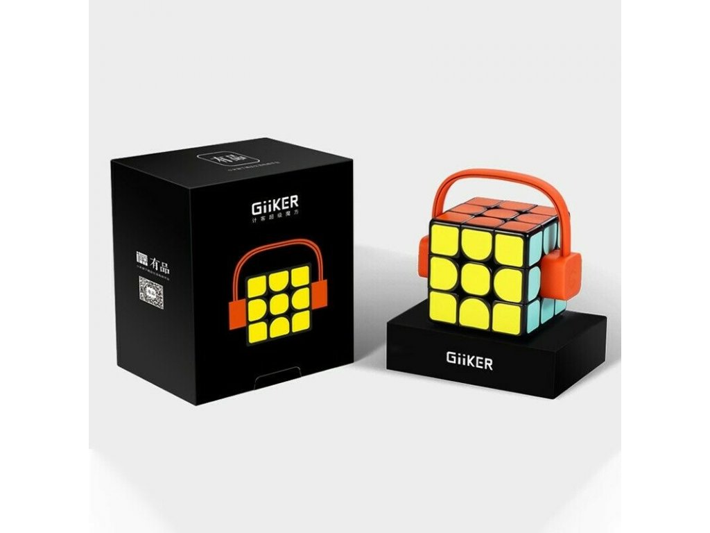 Xiaomi Supercube Giiker iS3 - Chytrá Rubikova kostka