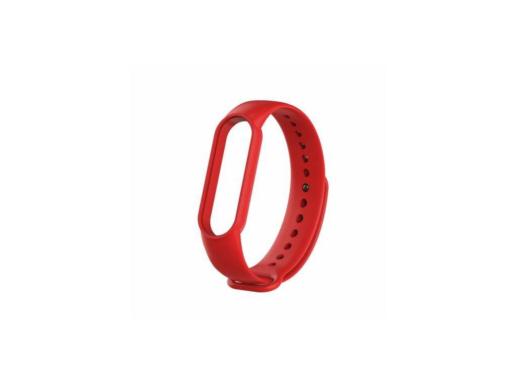 Xiaomi Mi Band 5 náhradní náramek - Red