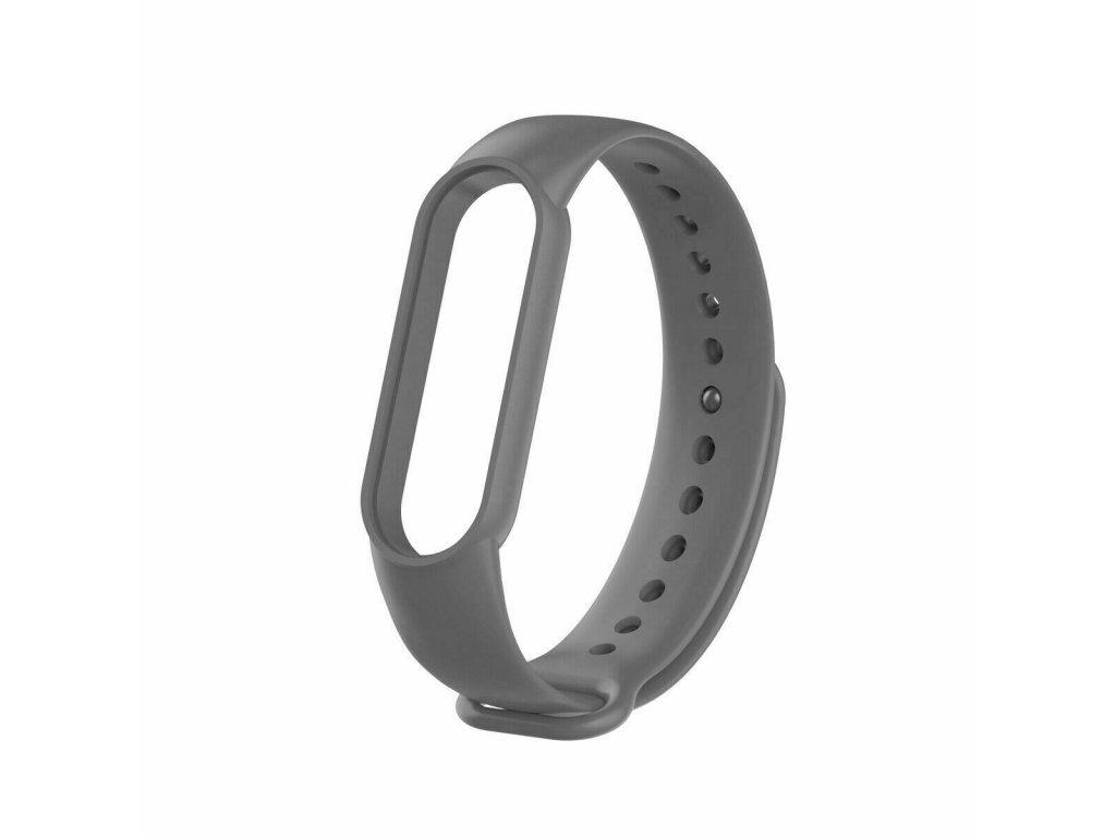 Xiaomi Mi Band 5 náhradní náramek - Grey