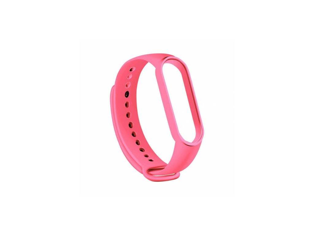 Xiaomi Mi Band 5 náhradní náramek - Pink