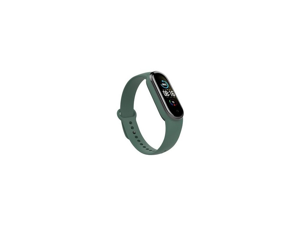 Xiaomi Mi Band 5 náhradní náramek - Green