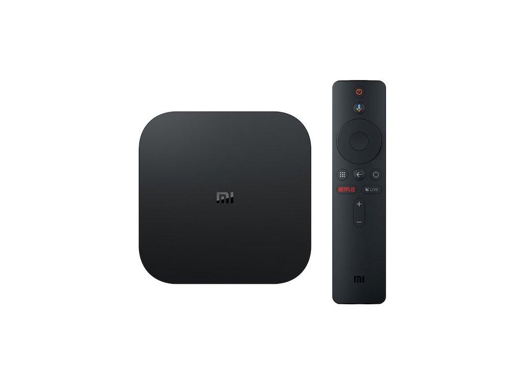 mi tv box s 4k black 98442