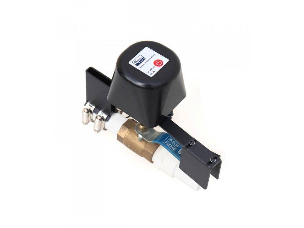 POPP Flow Stop 2 - motorický uzávěr přívodu vody nebo plynu