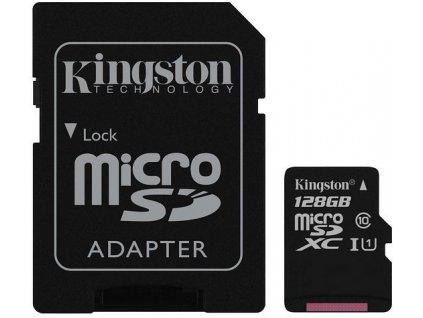 Kingston Canvas Select microSDXC 128GB UHS-I U1 SDCS/128GB