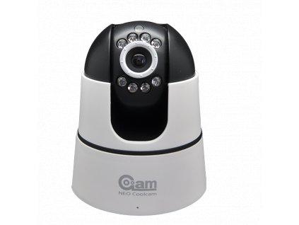 HD 720P otočná Wifi IP Camera