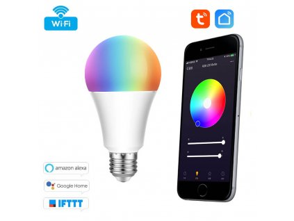 zarovka RGB LED Bulb
