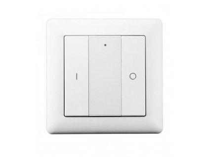 HEATIT Z-Push Button 2 - Bílý