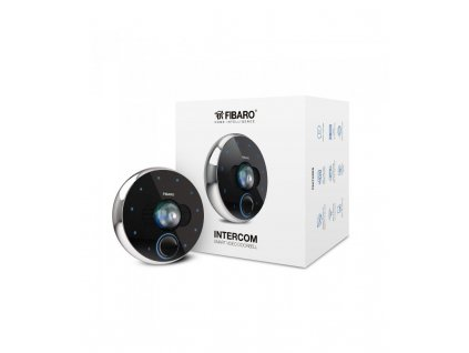 IP videozvonek - FIBARO Intercom (FGIC-002)
